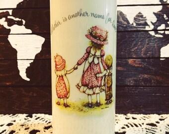 Vintage Holly Hobbie Vase