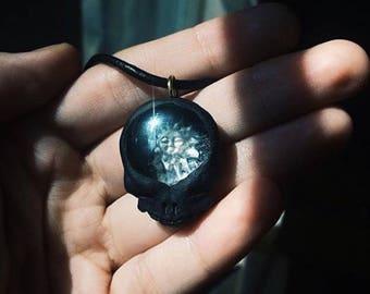 Grateful Dead choker necklace