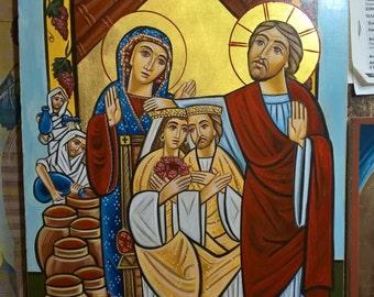 """Résultat de recherche d'images pour """"Icône Coptes pour les mariages"""""""