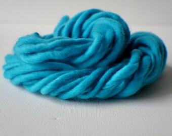 SALE: Super Bulky handspun yarn, Thick and Thin Yarn, Art Yarn, knitting supplies crochet supplies