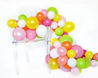 DIY Balloon Garland Kit - Tutti Fruitti