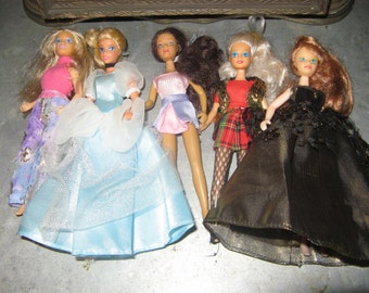 Star Teen JPI Dolls Set  of 5