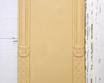 Dollhouse Miniature Vintage Wall Paneling - Vintage French Style Dollhouse