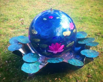 Giverny Spherical Table Fountain
