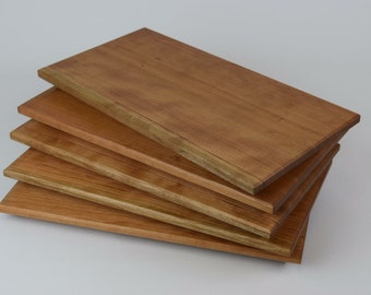 Cherry Bevelled Chopping Board