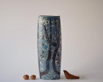 Rare! Royal Copenhagen - huge vase - BACA - 780/3101 - Johanne Gerber - mid century