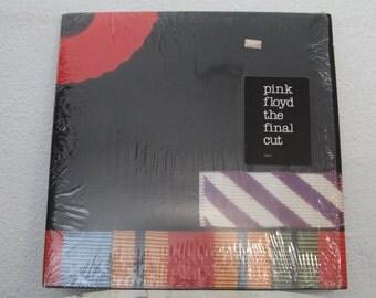 "Pink Floyd - ""The Final Cut"" vinyl record"