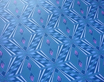 Decorative paper - limited quantity - Geraldine