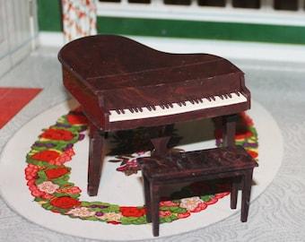 Piano Bench Etsy