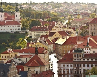 Prague photography old town prague Travel Photography  Europe  Czech Republic architecture historical urban old town travel prints , aerial