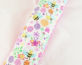 Seat Belt Pillow - Seatbelt Pillow - Kids Travel Pillow - Toddler Pillow - Car Seat Pillow - Carseat Pillow - Neck Support Travel Car Pillow