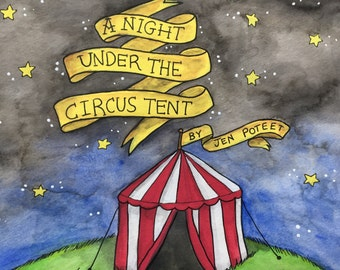 Preorder: A Night Under The Circus Tent