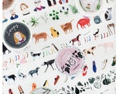 Washi Tapes by Soupy
