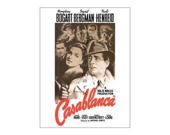 Casablanca posters | Etsy