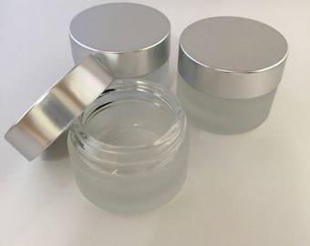 Mini Glass Jar Lid Etsy