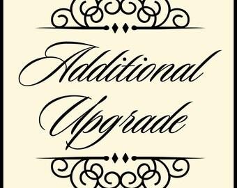 Additional Upgrade - 131 - 200