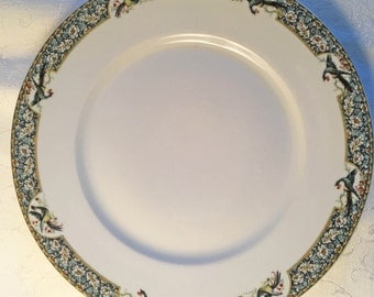 Boyer Limoges Luncheon Plate