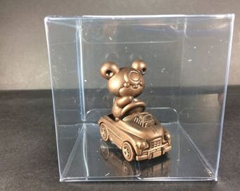 Pokemon Teddy Urza Go Cart Custom Figure