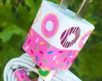 10FT/3FT Donut Iphone 5 6 7 Charger
