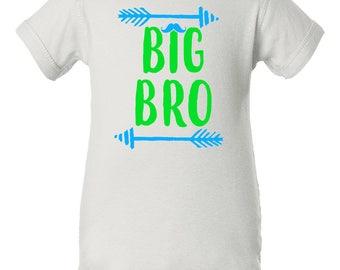 Big Bro Announcement Onesie