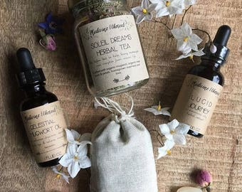 Lucid Journey Mugwort Dream Kit