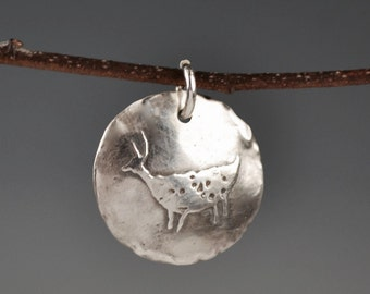 Grand Canyon petroglyph totem-talisman-amulet-charm