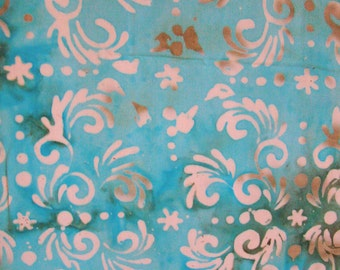 Gorgeous very big sarong in premium quality , turquoise