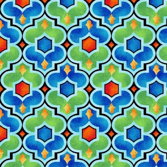 Pirouette Moroccan Fabric