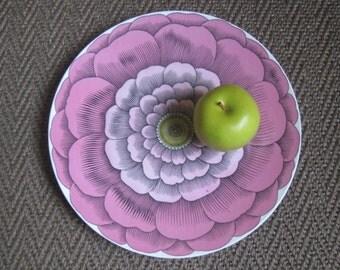 Rosenthal Germany. LARGE plate / cake plate. Diameter 30 cm. VINTAGE