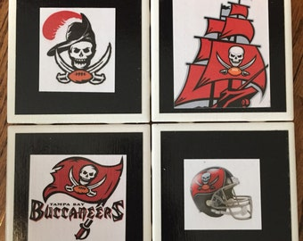 Buccaneers Coasters