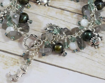 Ocean Treasures Jangle Bracelet