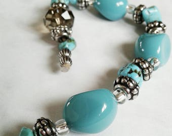 Keychain (Turquoise)