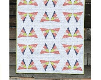 Flitter Quilt Pattern by Amy Friend Free Shipping in the US