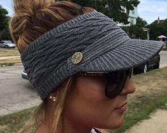 3 Season (Spring/Summer/Fall) Visor Hats - The Short Bill