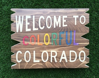 Custom Outdoor Games And Home Decor By Coloradojoes On Etsy