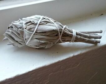 "4"" White Sage Smudge Stick"