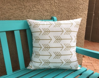 Pillow Cover 20x20 - Throw Pillows - Couch Pillows - Sofa Pillows - Throw Pillow Couch - Pillow Cover Arrows - Bed Pillow Covers 0020