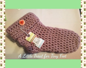 Chunky slipper socks