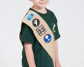 Navigator USA  Sashes / Vests for Children and Adults