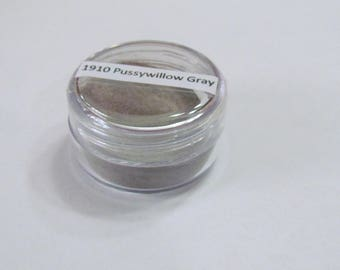 Pussywillow Gray 1910 -15G -1/2 oz -Enameling Torching Supplies - Thompson enamel -  fire torching supplies - torch fire enamel