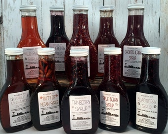 Fruit syrup