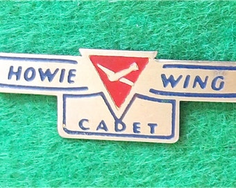 Original 1939 Howie Wing Cadet Radio Show Premium From Kelloggs - Free Shipping