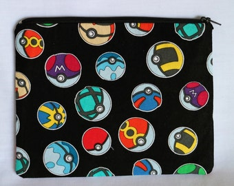 Pokemon zip bag/purse.