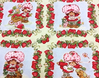 Strawberry Shortcake 23550 SPX Patchwork Quilting Fabric