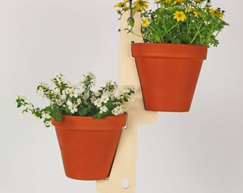Flower pot suspension