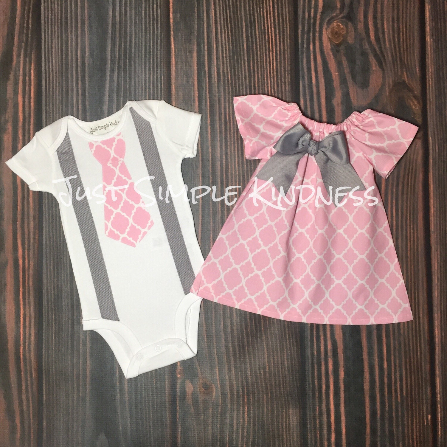 Baby Boy Amp Baby Girl Twin Outfit Easter Outfit Twin Outfit