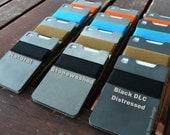 Titanium ''Ti-CRD'' slim wallet / card holder