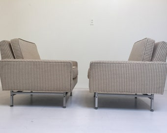 Pair of Mid Century Armchairs by Kasparians