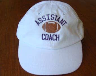 Personalized baby or toddler baseball cap hat - custom design