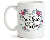 Coffee Mug, You're The Sookie To My Lorelai, Best Friends, Best Friend Gifts, Friends Forever, Gift Idea, Large Coffee Cup